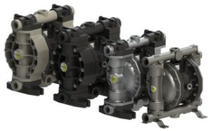 Picture of Fluimac diaphragm pumps