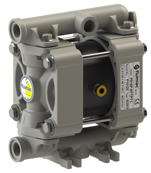 diaphragm pumps model p18