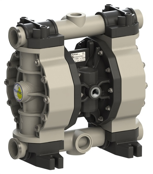diaphragm pumps fuimac model P250 picture