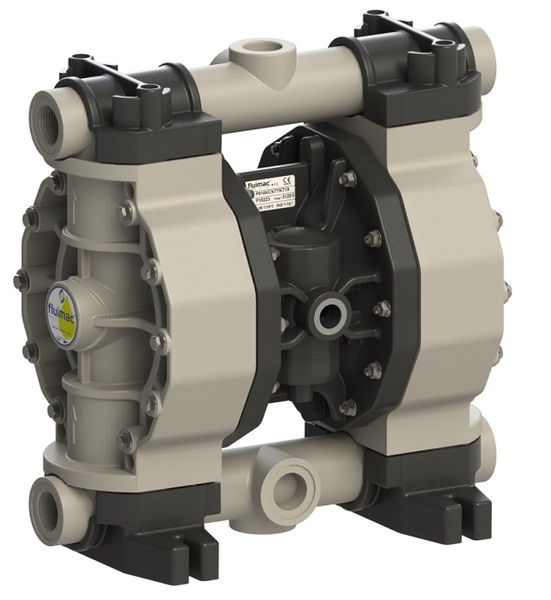 1 inch diaphragm pumps from Fluimac model P160