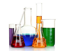 Various chemicals picture
