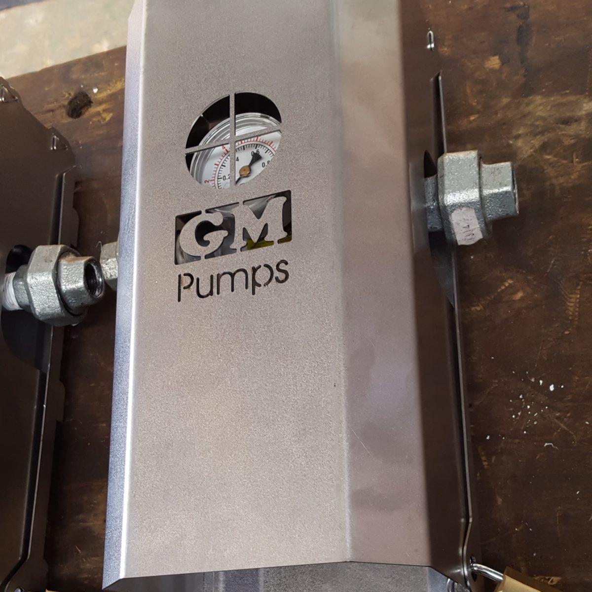 air pump diaphragm protection device