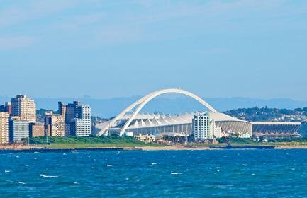 Moses Mabida Stadium Durban South Africa