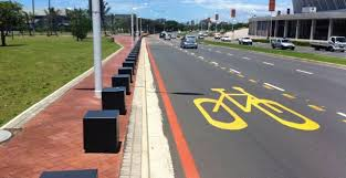 Durban South Africa Cycle Track